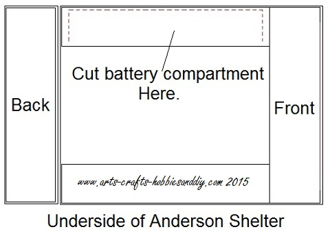 Anderson Shelter base view